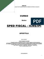 Curso Sped Fiscal - Icms e Ipi