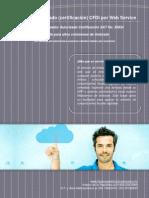 Servicio de Timbrado CFDI Webservice
