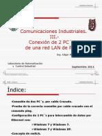 Comunicaciones Industriales 3 Prueba Red