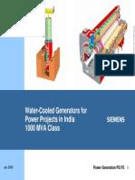 1000MVA Class Geneartors for India by Siemens.pdf
