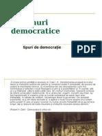Regimuri democratice