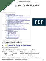 01 Problemas de Introducción a La Física (GIE)