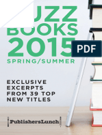 Buzz Books 2015