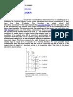 Decoders (digital logic design)