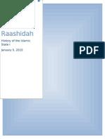 The Forgotten Khaleefah Ar-Raashidah