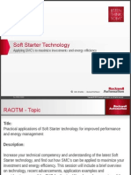 T76 Practical Applications of Soft Starter Technology