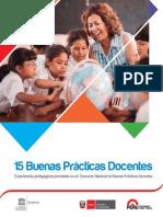 15 practicas pedagógicas