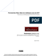 Guia e Manual RASTERBATORsoftware Livre
