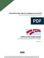 Guia e Manual Super Action Comic Maker