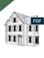Dollhouse - planta de construçãp