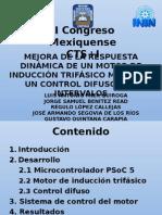 CONTROL DIFUSO DE UN MOTOR DE INDUCCIÓN BASADO_final.ppt