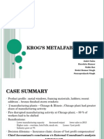 Group 4 _Krogs Metal Fab Final