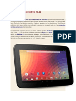 Tableta y Android