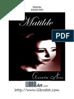 Anais Nin - Matilde