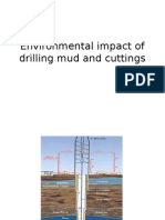 Environmental Impact of Drilling Mud