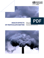 Health Effects of Particulate Matter Final Eng