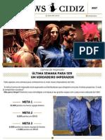 NewsCidiz - 07 Edicao Janeiro 2015