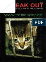 SPEAK OUT Issue 18 Winter 2014