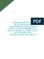 Agenda prospectiva Abejas