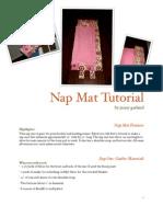 My Nap Mat Tutorial