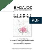 Urbanismo Particular Badajoz