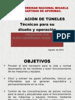 Ventilacion en Tuneles