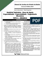 FGV - Engenharia_Mecanica - 2014