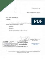 CDA DRH ADM TFM 006 Muestras de Granito