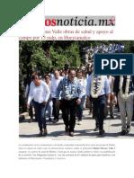 12-02-2015 SomosNoticia,Mx - Entrega Moreno Valle Obras de Salud y Apoyo Al Campo Por 13 Mdp, En Hueytamalco