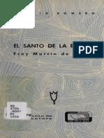 Fray Martín de Porres