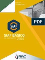 CURSO PRESENCIAL SIAF básico 2015