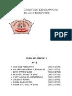 Pendokumentasi Keperawatan Melalui Komputer