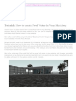 Tutorial - Water in Vray Sketchup.pdf