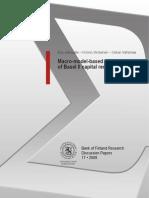 Macro Model Stress Testing Basel II