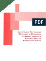 Conarq Manual Arquivos Relativos a Adm Publica