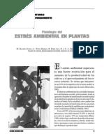 Fisiologia Del Estres Ambiental en Plantas