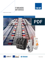 RCD and Miniature CB Catalog - NHP