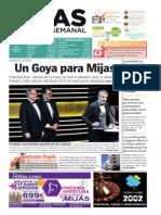 Mijas Semanal Nº 622 Del 13 al 19 de febrero de 2015