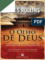 O Olho de Deus - James Rollins