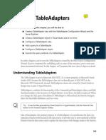 Ch-8 Using TableAdaptors