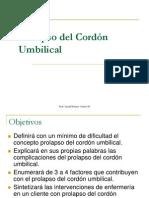 Prolapso Del Cordn Umbilical