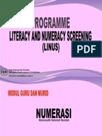 Linus, Matematik Bpk Kpm, Am
