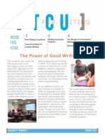 writing center newsletter-pq final