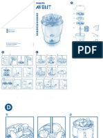 Philips Avent Sterilizator
