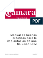 Manual buenas prácticas del CRM