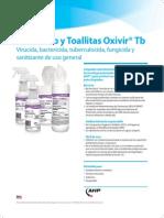 Oxivir Tb