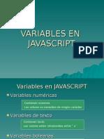 1 Variables Java