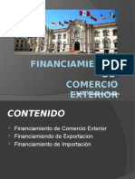 Financiamiento de Comercio Exterior (2)