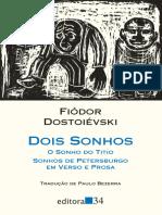 Dois Sonhos - Fiodor Dostoievski
