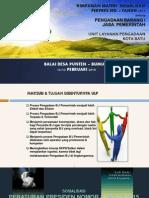 HIMPUNAN MATERI  SOSIALISASI PERPRES NO 4 TAHUN 2015